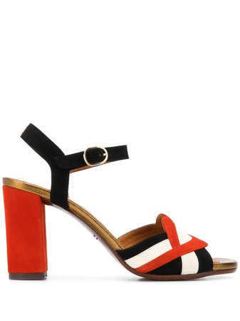 Chie Mihara Batilo 90mm Lips Sandals - Farfetch