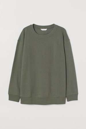 MAMA Sweatshirt - Green