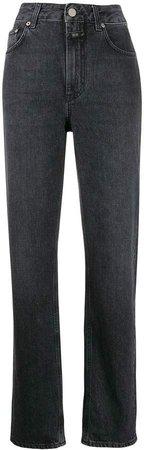 Dean straight-leg jeans