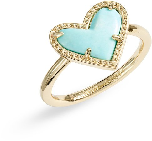 Ari Heart Ring