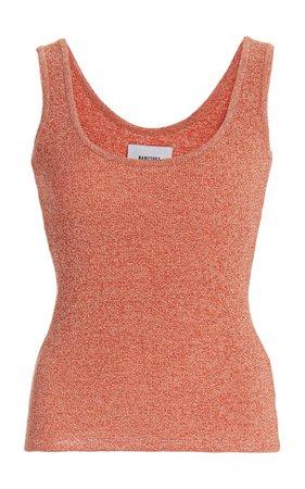 Arti Knitted Sleeveless Tank Top by Nanushka | Moda Operandi