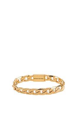 Jenny Bird Walter Bracelet in Gold | REVOLVE