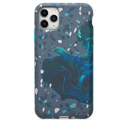 Tech21 Remix in Motion Case for iPhone 11 Pro Max - Slate - Apple