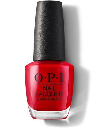 Big Apple Red - Nail Lacquer | OPI