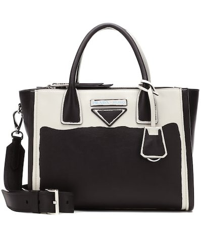 Concept Galleria leather tote