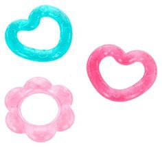 Bright Starts Water Teether Baby Set of 3