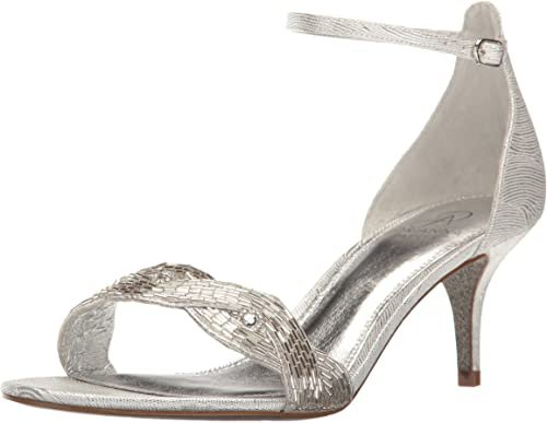 Amazon.com   Adrianna Papell Women's Aerin Dress Sandal   Heeled Sandals