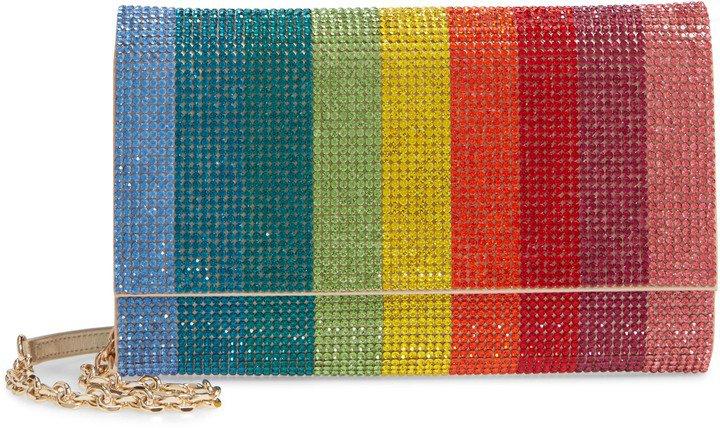 Fizzoni Rainbow Clutch