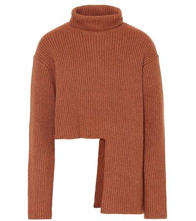 Vallauris wool-blend sweater