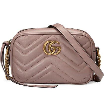 Gucci Matelassé Leather Shoulder Bag | Nordstrom