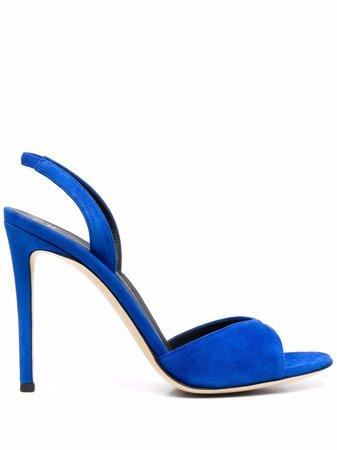Giuseppe Zanotti 110mm slingback sandals - FARFETCH
