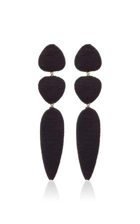 Jacaranda Earrings by Rebecca de Ravenel | Moda Operandi