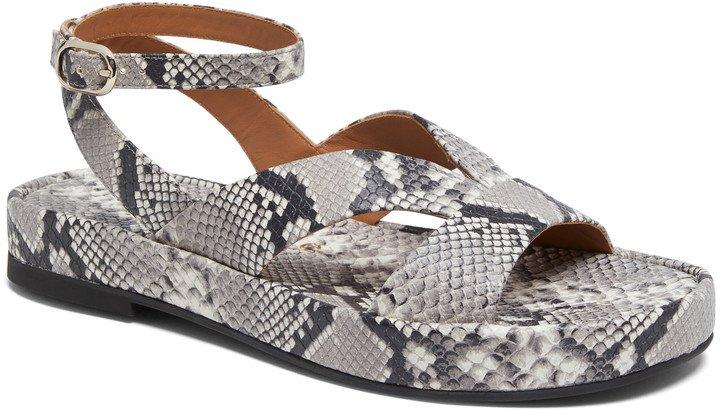 Marshmallow Platform Sandal