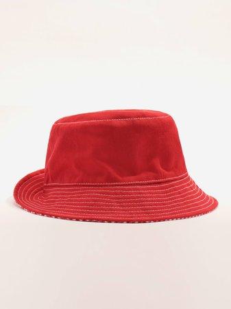 Lykke Wullf Reversible Bucket Hat - Reformation