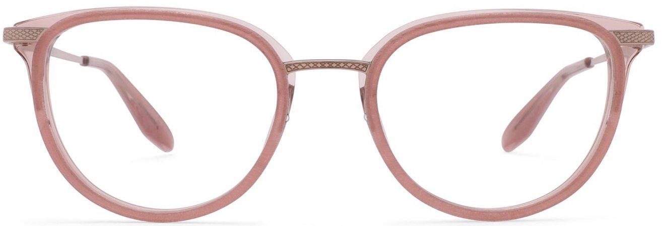 Barton Pierreira Rose Gold glasses