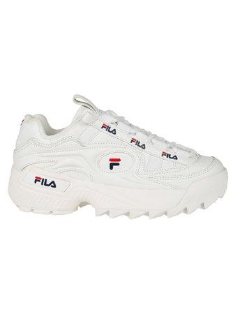 Fila Ridged Sole Sneakers