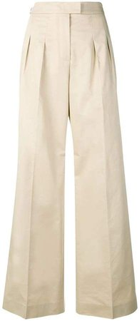 Holland & Holland wide-leg trousers