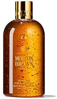 Amazon.com: Molton Brown Bath & Shower Gel, Mesmerising Oudh Accord & Gold, 10 Fl Oz: Premium Beauty