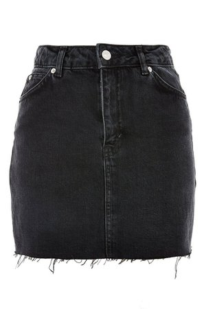 Denim Mini Skirt | Topshop