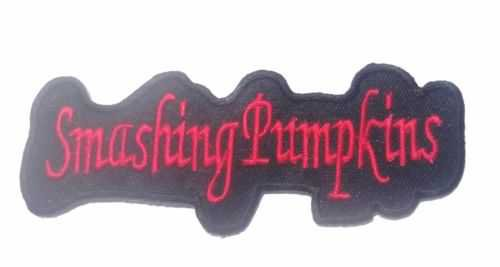 The Smashing Pumpkins Sew Iron On Patch Embroidered Alternative Rock Band Music | eBay