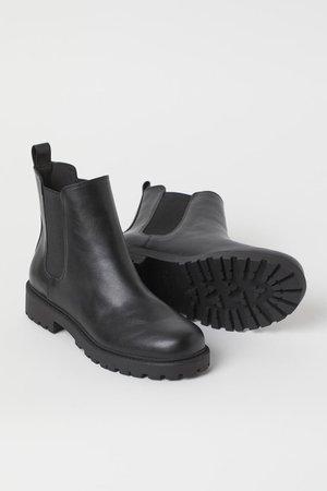 Chelsea Boots - Black - Ladies | H&M CA