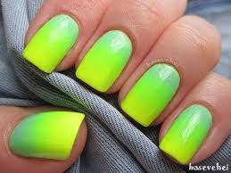 yellow-green nails - Google Search