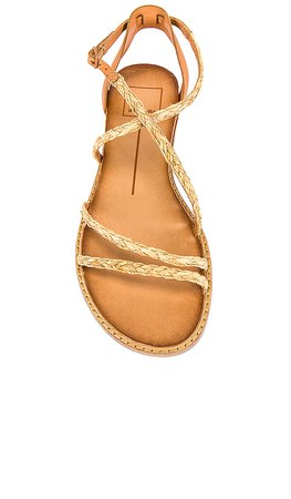 Dolce Vita Nenna Sandal in Light Natural | REVOLVE