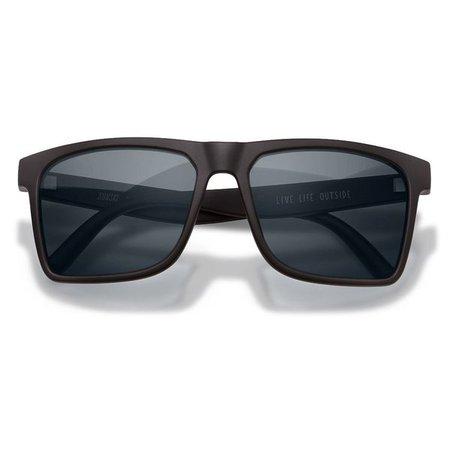 Unisex Sunski Taraval Sunglasses - Matte Black | Garmentory