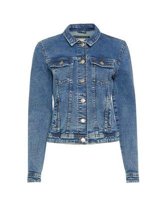 **Only Indigo Denim Jacket | Dorothy Perkins