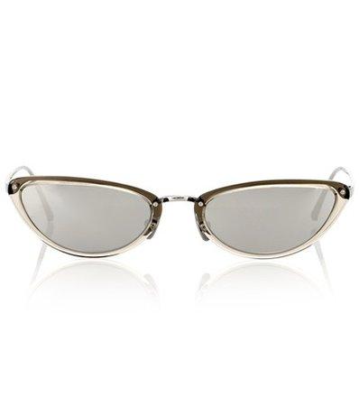 709 C7 cat-eye sunglasses