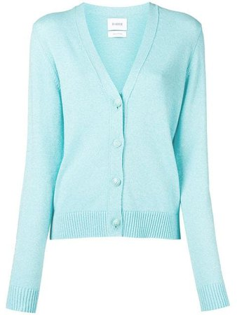Barrie long-sleeve Fitted Cardigan - Farfetch