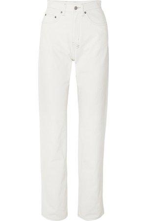 Ksubi | Playback high-rise straight-leg jeans | NET-A-PORTER.COM