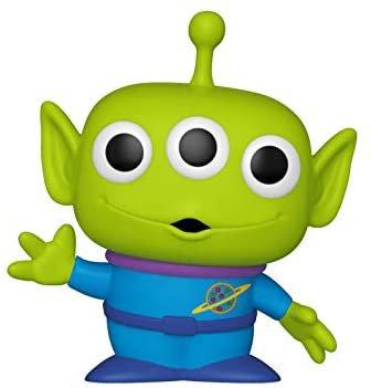 Amazon.com: Funko Pop! Disney: Toy Story 4 - Alien, Multicolor: Toys & Games