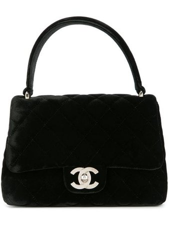 Chanel Vintage quilted cc hand bag $5,824 - Shop VINTAGE Online - Fast Delivery, Price