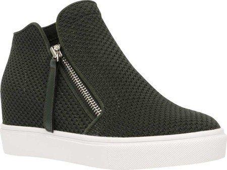 Click Sneaker Wedge