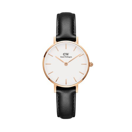 Classic Petite Sheffield 28 Rose Gold (White)