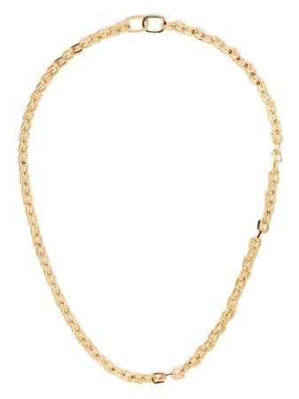 Givenchy G Link Chain Necklace - Farfetch