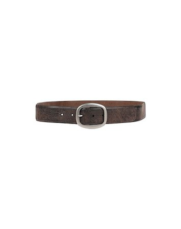 Fullum & Holt Leather Belt - Men Fullum & Holt Leather Belts online on YOOX United States - 46681061HQ