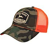 John Deere Farm State Pride Cap-Green and Yellow-Nebraska at Amazon Men's Clothing store