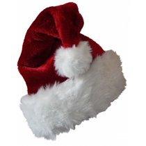 Snapback Santa Hat- Adjustable - Walmart.com