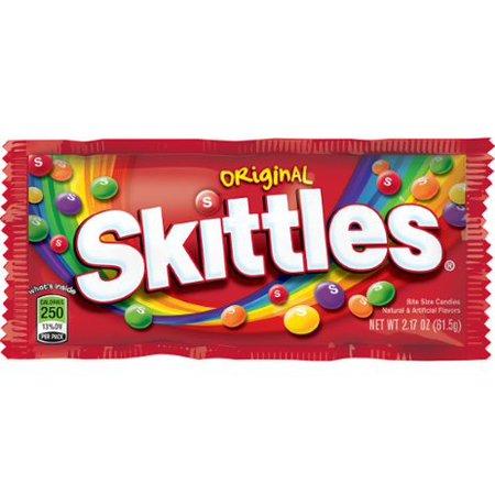Skittles Original Single - Walmart.com - Walmart.com