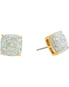 Kate Spade New York Mini Small Square Studs Earrings | The Style Room, powered by Zappos