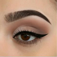 Matte Brown Eyeshadow