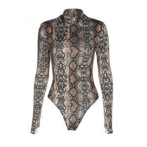 Snakey Bodysuit – KlosetLoverRx.Com