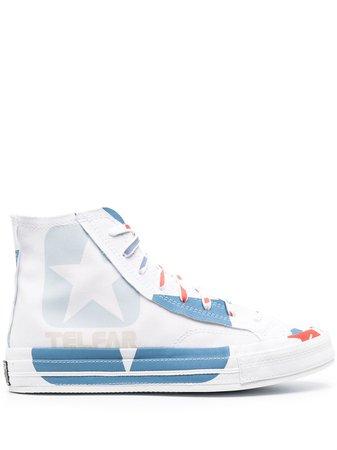 Telfar x Converse hi-top sneakers - FARFETCH