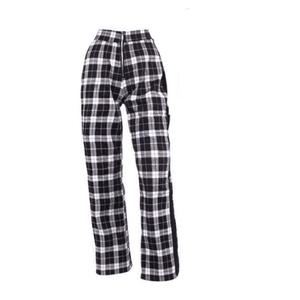 black plaid png pants