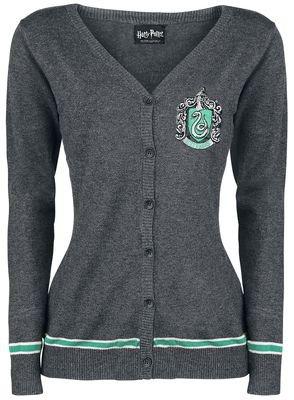 Slytherin Crest | Harry Potter Cardigan | EMP
