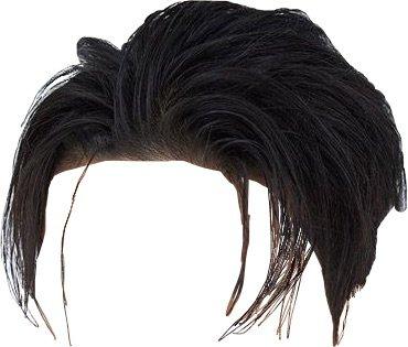 men's hair png