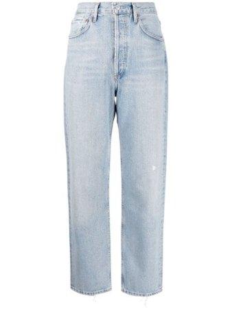 AGOLDE джинсы прямого кроя - купить в интернет магазине в Москве | Цены, Фото.
