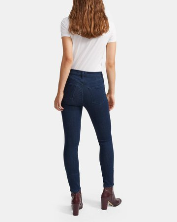 Alana High-Rise Cropped Skinny Jean